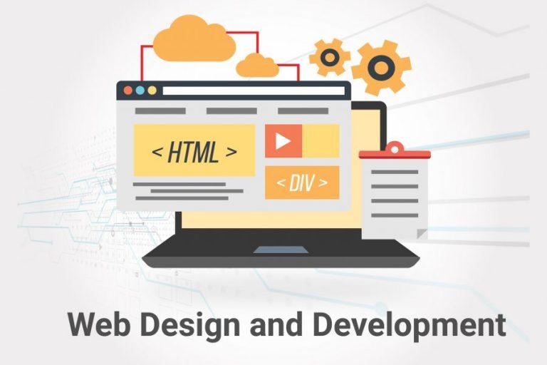 Fundamental Points on Website Design & Development