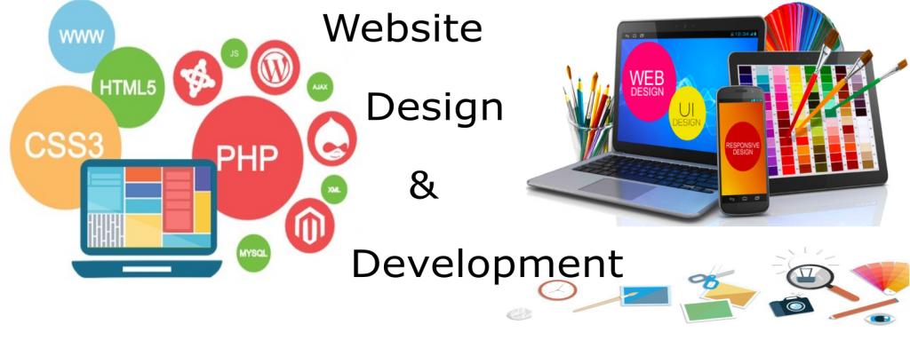 How to Build a Brand Image Through Website Design Development?