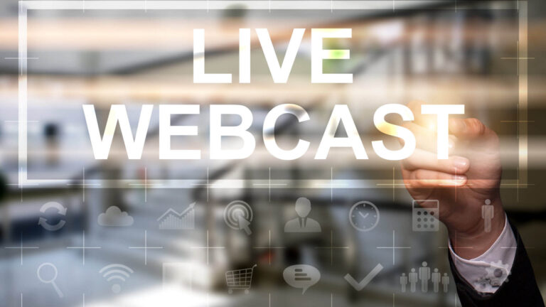 Going For The Best And Reliable Webcast Solution