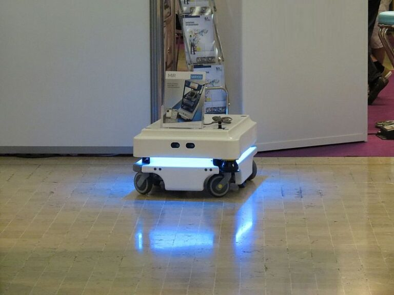 Mobile Robots, Safe And Sufficient For Difficult Work